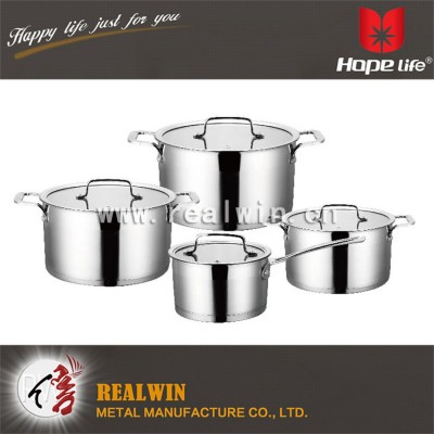 8 PCS COOKWARE SET